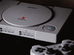 First PlayStation ever released