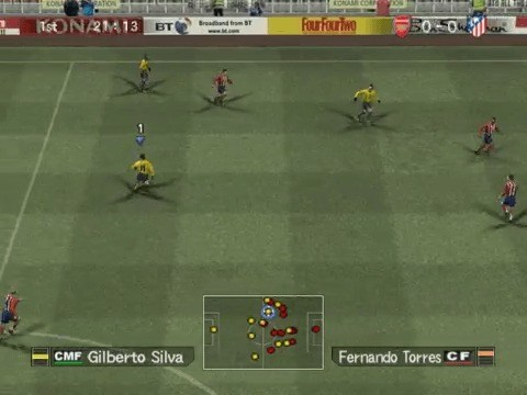 World Soccer: Winning Eleven 9 for the PlayStation 2