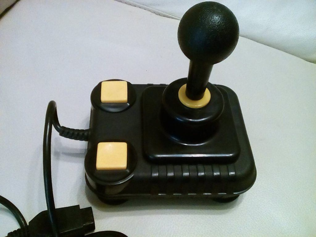 The Zipstick, an 80s/90s joystick