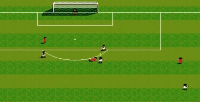 Football Glory on the Amiga