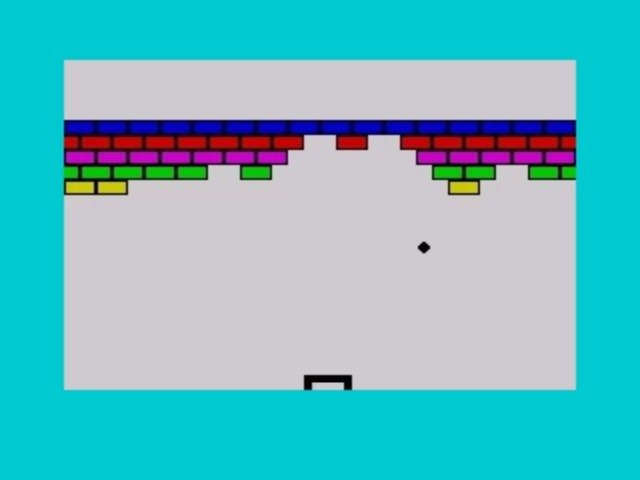 Thro' the Wall, a videogame for Sinclair ZX Spectrum