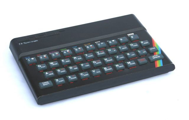 The Sinclair ZX Spectrum