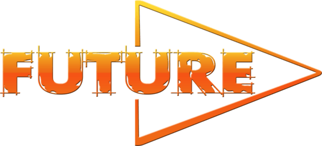 "An image featuring an orange arrow and the word ""future"""