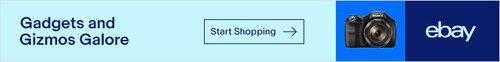 Ebay banner. The image contains an affiliate link
