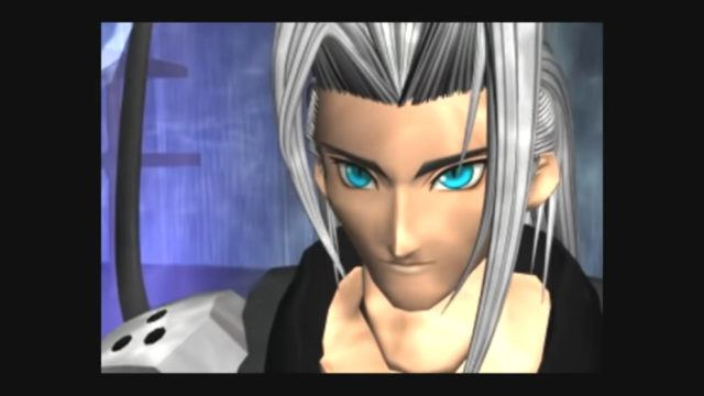 Sephiroth is the main antagonist in Final Fantasy VII