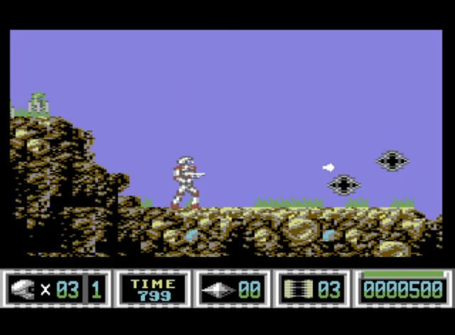 Turrican 2 for Commodore 64