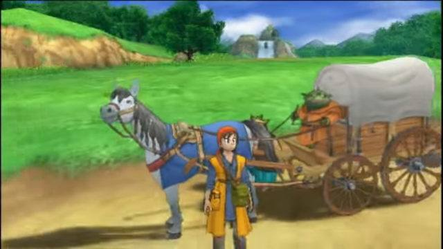 Dragon Quest VIII for the PlayStation 2