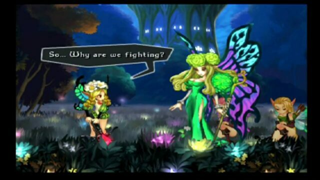 Odin Sphere on the PlayStation 2