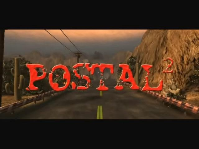 A screenshot from Postal 2