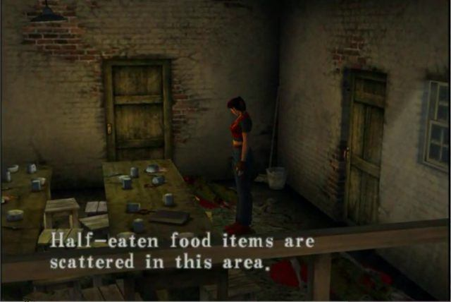 Resident Evil - Code: Veronica on the Dreamcast