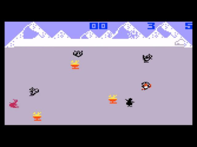 Thin Ice on the Intellivision