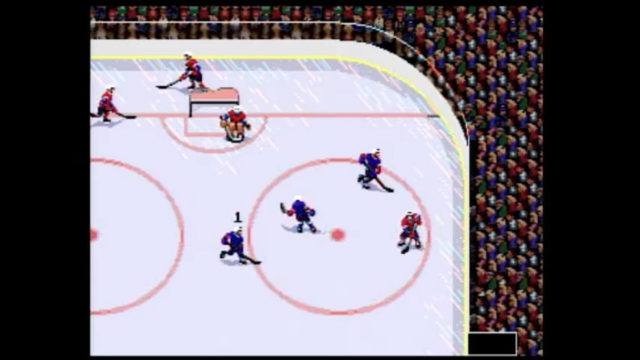 TV Sports Hockey for the TurboGrafx-16
