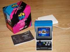 The Neo Geo Mini International version