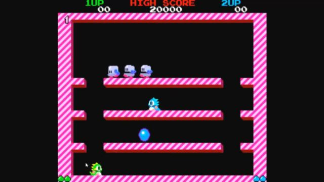 Bubble Bobble arcade version