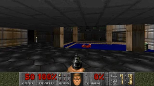 Doom for MS-DOS