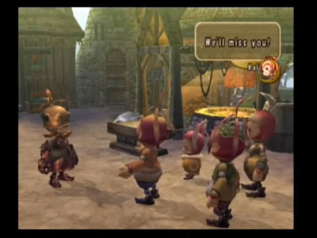 Final Fantasy Crystal Chronicles for the GameCube