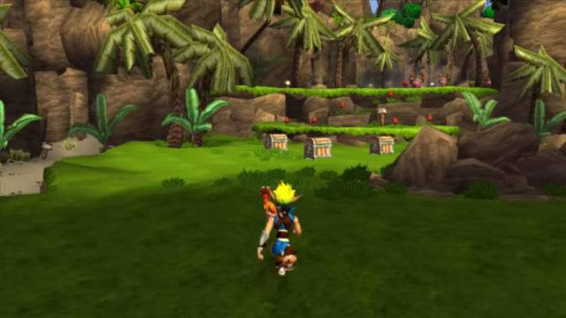 Jak and Daxter: The Precursor Legacy on the PS4