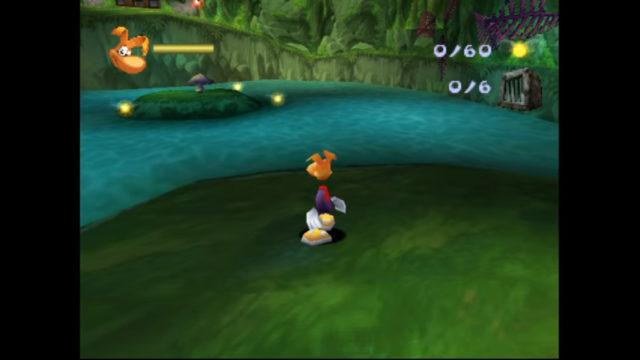 Rayman 2: The Great Escape by Ubisoft