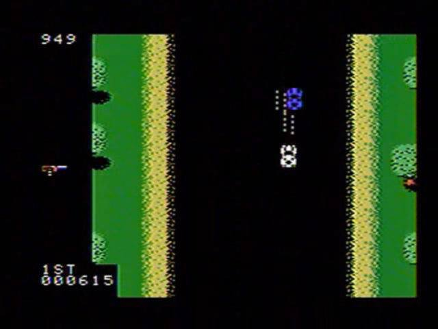 Spy Hunter on the ColecoVision
