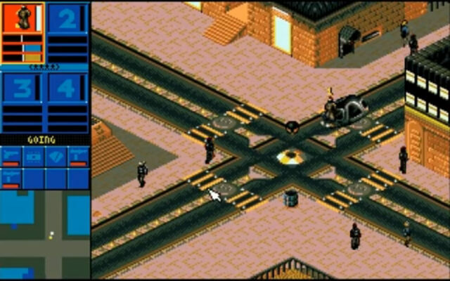 Syndicate on the Amiga