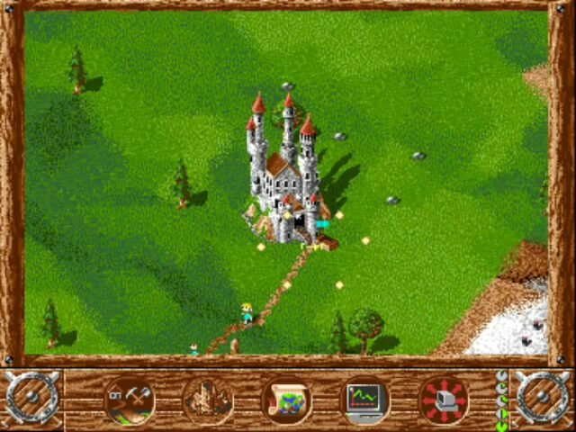 The Settlers on the Amiga