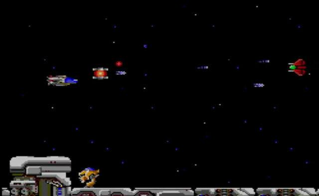 R-Type on the Sega Master System