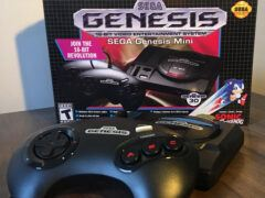 The Sega Genesis Mini