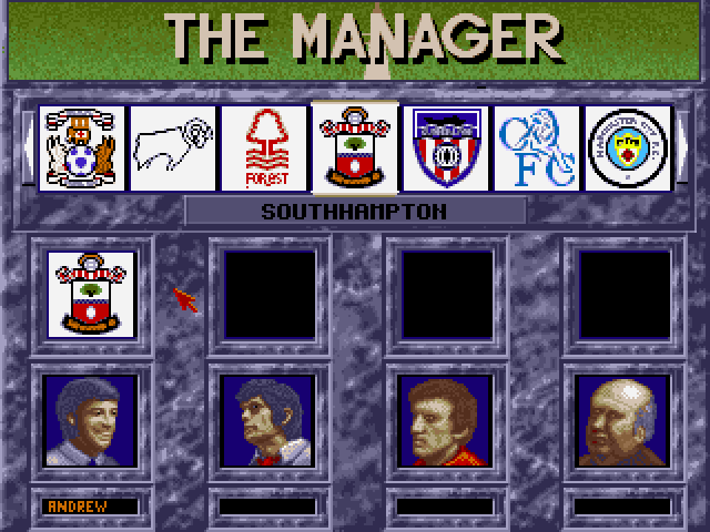The Manager on the Amiga