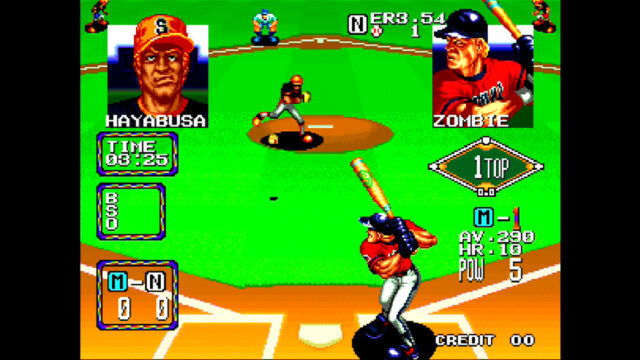 Baseball Stars 2 for the arcade