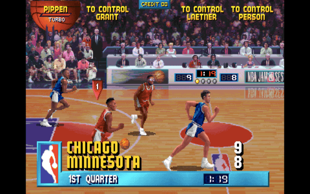 NBA Jam for the arcade