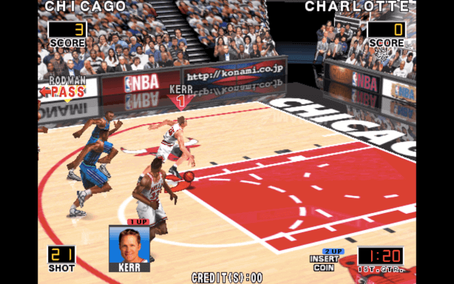 NBA Play by Play for the arcade