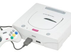 Sega Saturn Japanese Version