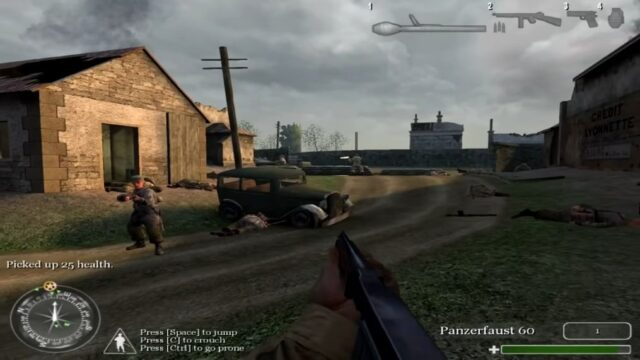 Call of Duty, PC version