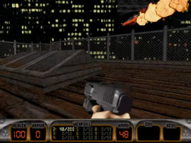 Duke Nukem 3D on the PC
