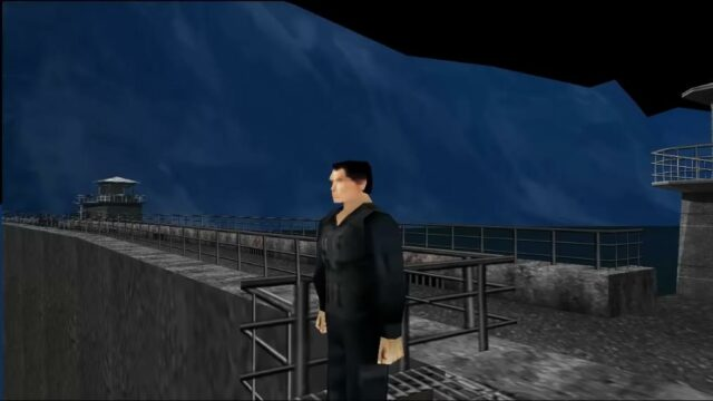 GoldenEye 007 on the Nintendo 64