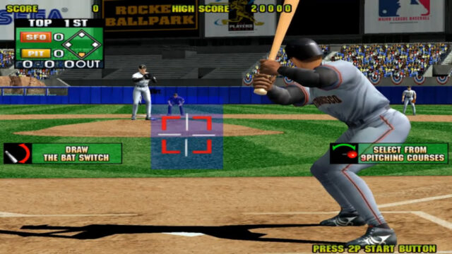 World Series 99 arcade version