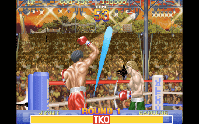Best Bout Boxing for the arcade