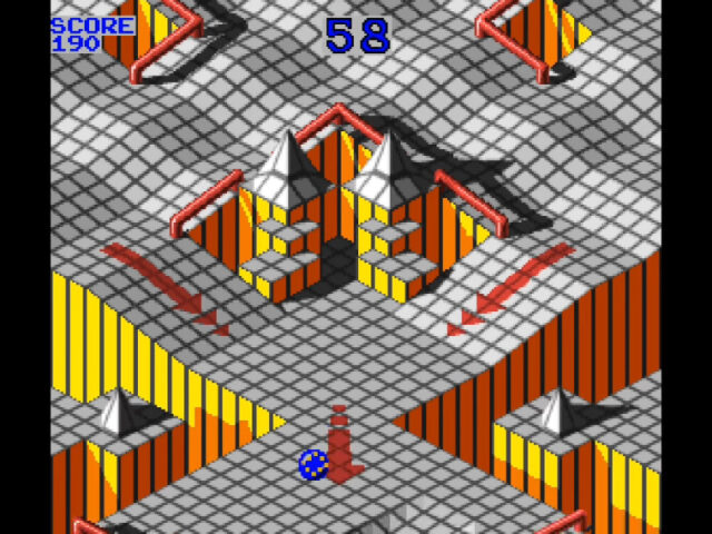 Marble Madness arcade version