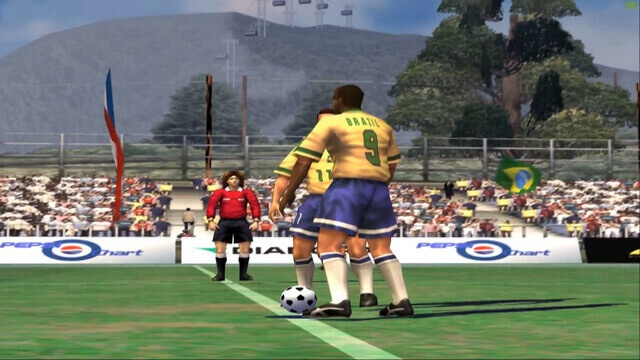 Soccer America International Cup for the PlayStation 2