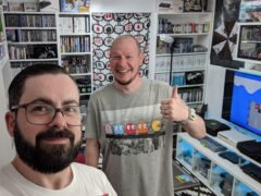 Mark and James of Garage Gamers
